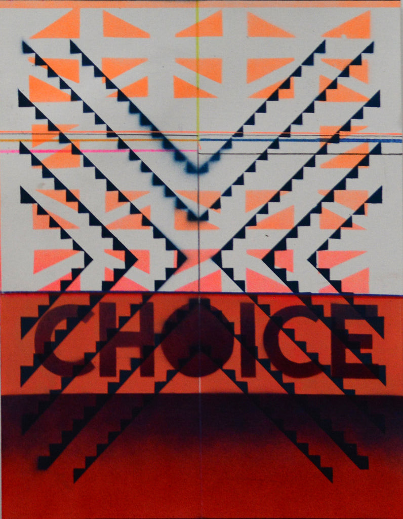 "Kristen Schiele, ""Choice/2"""
