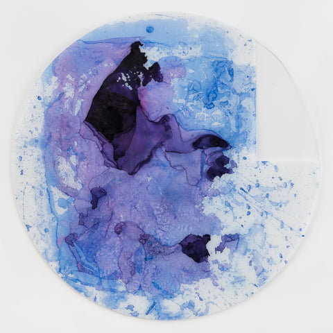 "Keren Anavy, ""Untitled (Blue Note I)"""