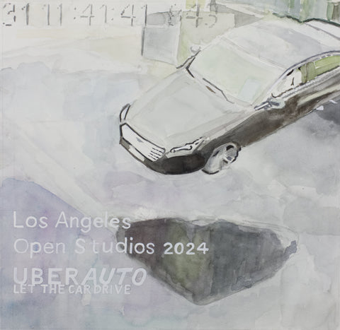 "William Powhida, ""LA openstudio 2024"""
