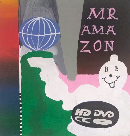 "Anthony Iacomella, ""Mr. Amazon"" SOLD"
