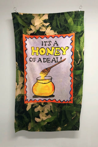"Kristin Hough, ""It's A Honey Of A Deal!"""