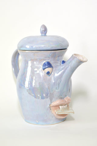 "Jen Dwyer, ""Eye Candy (Tea Pot)"""