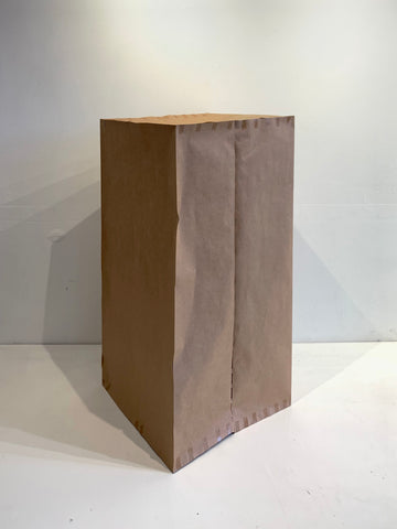 "David Eskenazi, ""Paper Chair (sitting)"""