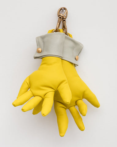 "Rose Nestler, ""Rubber Gloves with Cufflinks"""