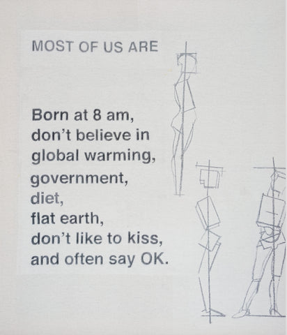 "Alina Bliumis, ""Most Of Us Are #2"""