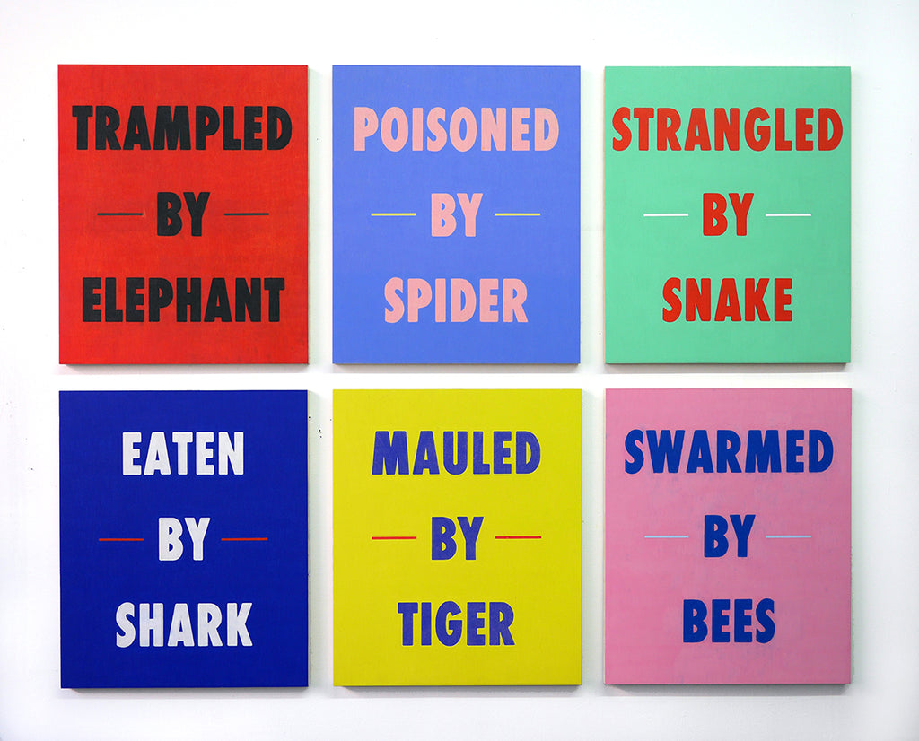 "Eric Mistretta, ""Six Books by Animals"""