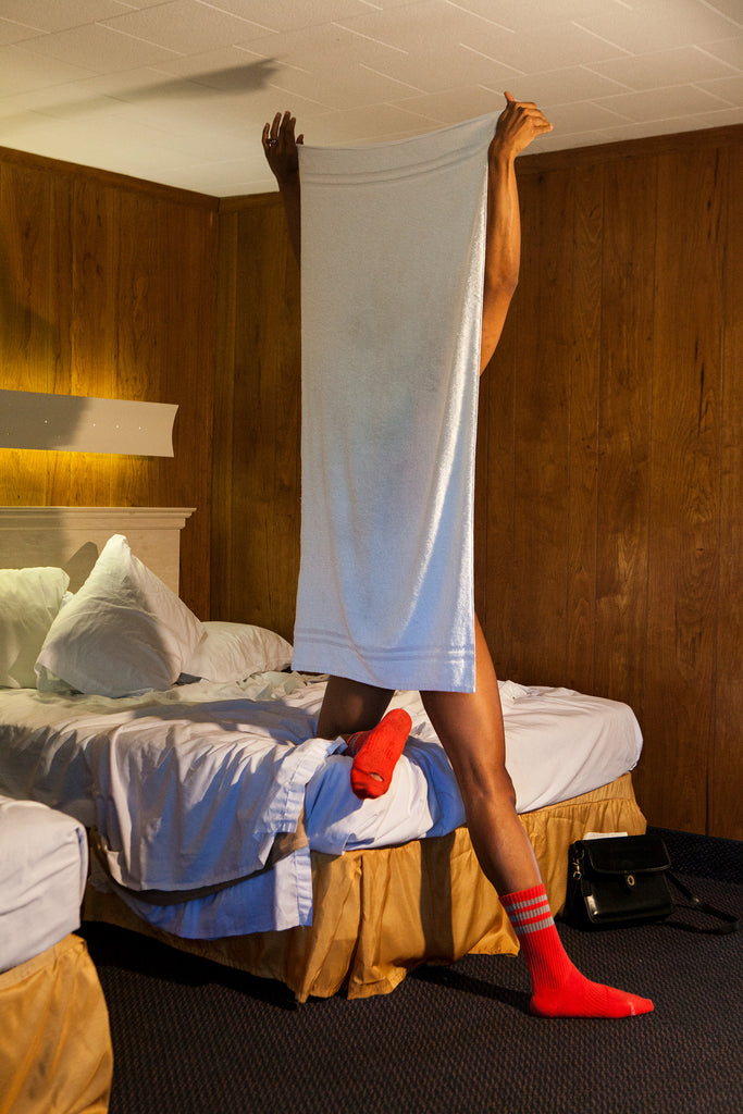 "Elliott Jerome Brown Jr., ""Devin in Red Socks"""