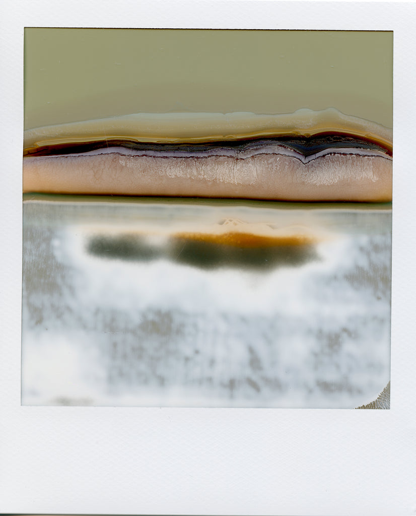 "Rebecca Hackemann, ""Untitled 3 (from the Post Polaroids series)"" SOLD"