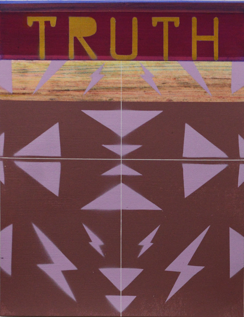"Kristen Schiele, ""Truth"""
