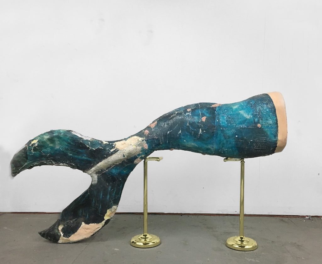 "Baris Gokturk, ""Mermaid Tail"""