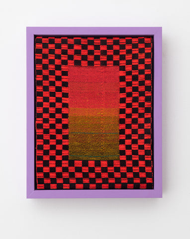 "Sarah Wertzberger, ""Checkered"""