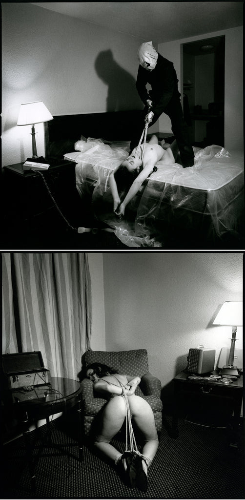 "Brittany Markert, ""Room 114 Series, California (Self Portrait) Series"""