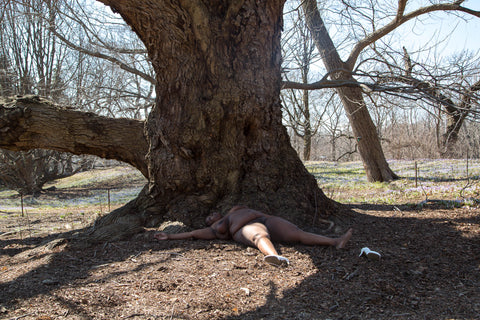 "Nona Faustine, ""Scarred Earth"""