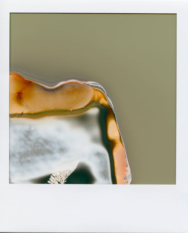 "Rebecca Hackemann, ""Untitled 4 (from the Post Polaroids series)"" SOLD"