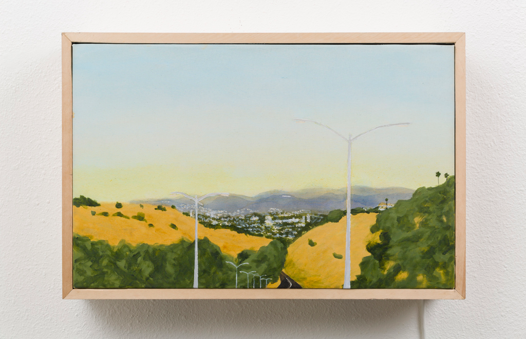 "Sharon Levy, ""Scenic: Smog, Sunset"""