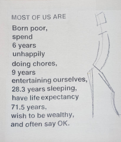 "Alina Bliumis, ""Most Of Us Are #4"""