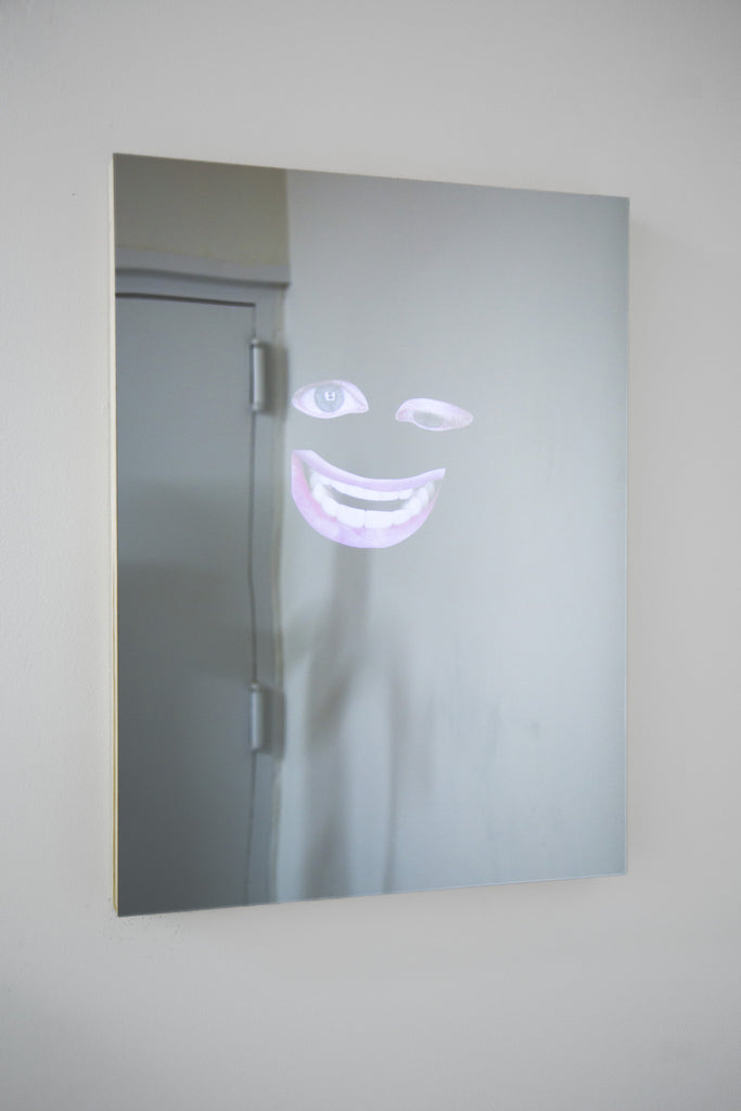 "Peter Clough, ""Peter (Mirror)"""