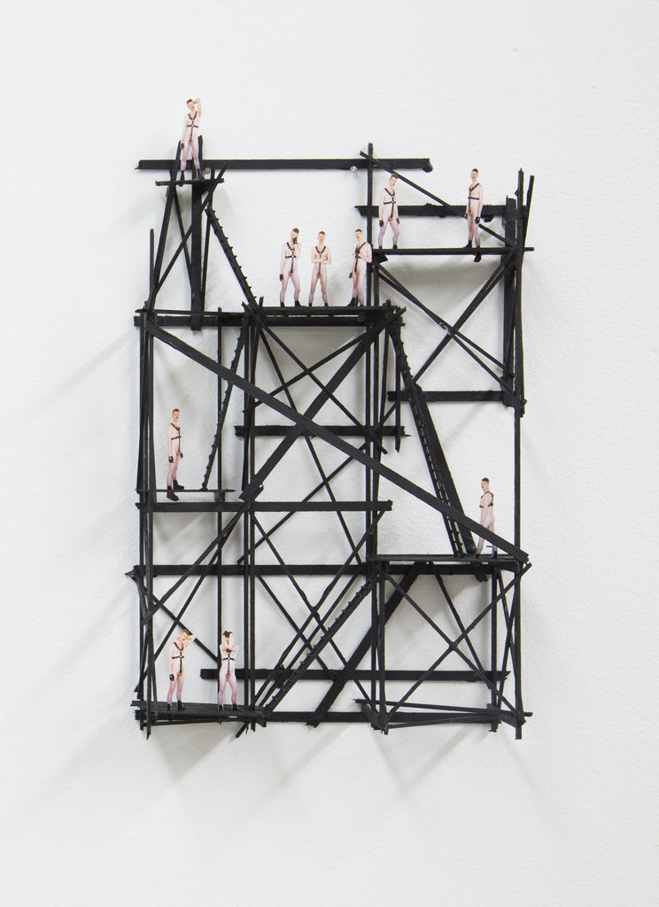 "Peter Clough, ""Peter (Scaffold)"""