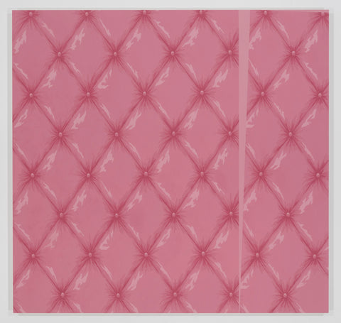 "Alex McQuilkin, ""Untitled (Pink Zip)"""