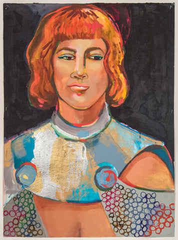 "Karen Heagle, ""Zendaya as Joan of Arc"""