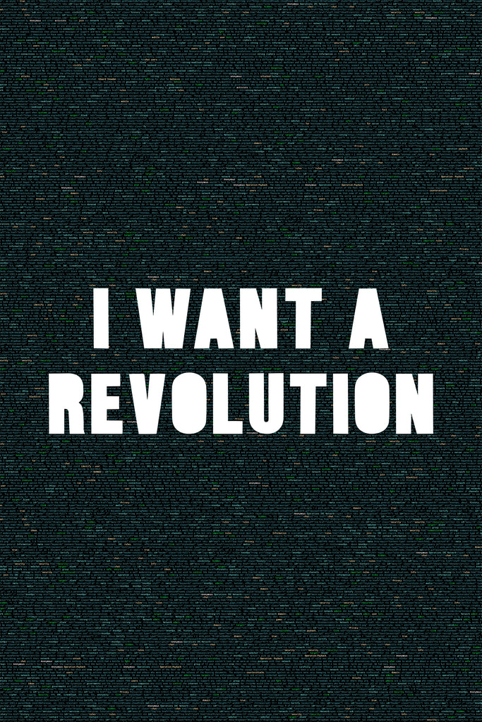 "Jonathan Rosen, ""I Want A Revolution"""