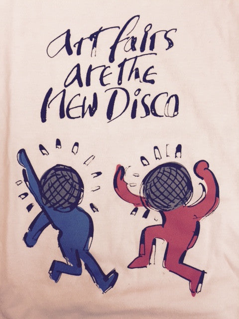 "Anthony Haden-Guest, ""Art Fairs New Disco"""