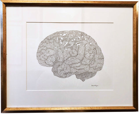 "Daniel Dugan, ""Brain Activity"""