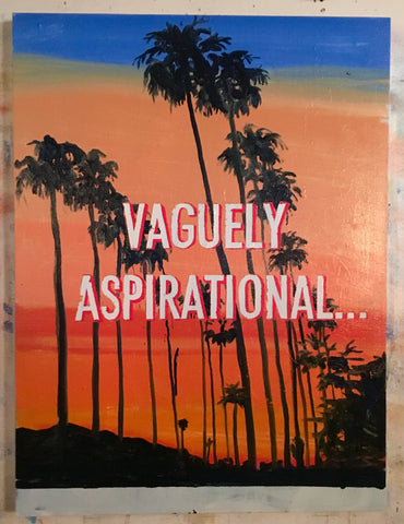 "David Kramer, ""Vaguely Aspirational"""