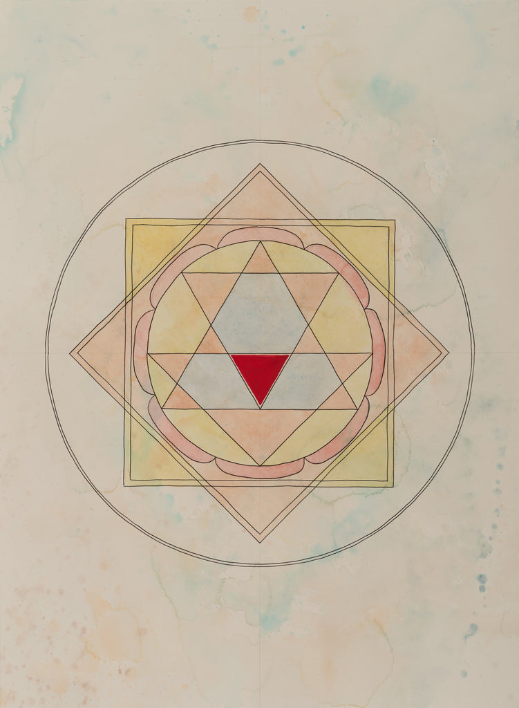 "Jesse Bransford, ""Anapurna Yantra (Giver of Food and Plenty)"""