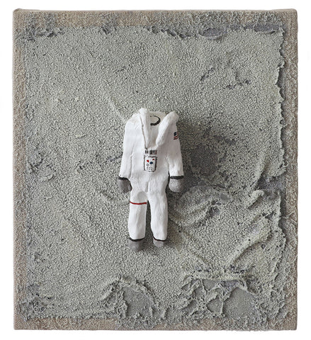 "Anna Berlin, ""The Astronaut"""