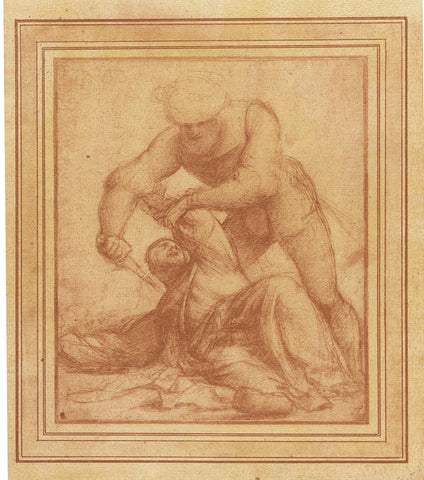 "Zorawar Sidhu, ""Study of the Martyrdom of Saint Peter Martyr After Pordenone"""