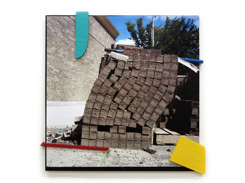 "Shane Darwent, ""Salvation by Bricks"""