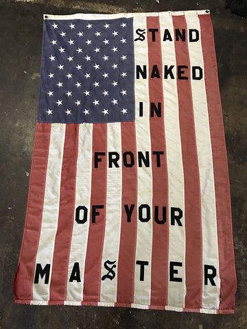 "Cali Thornhill DeWitt, ""Stand Naked in Front of Your Master"""