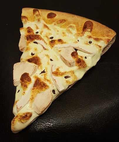 "Edward Cabral, ""Domino's Memphis BBQ Chicken Pizza Slice"""