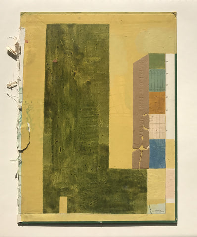 "Kenny Rivero, ""Building (Map)"""