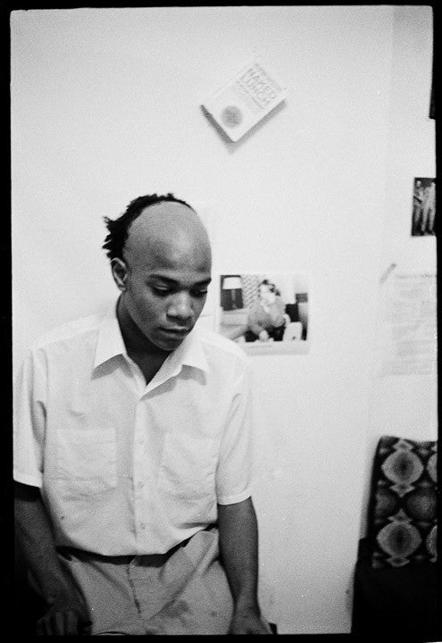 "Alexis Adler, ""Untitled #1 (Shaved Head)"""