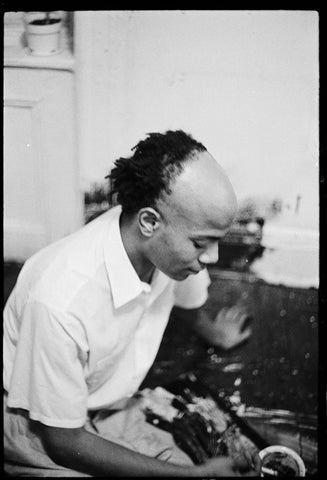 "Alexis Adler, ""Untitled #2 (Shaved Head)"""