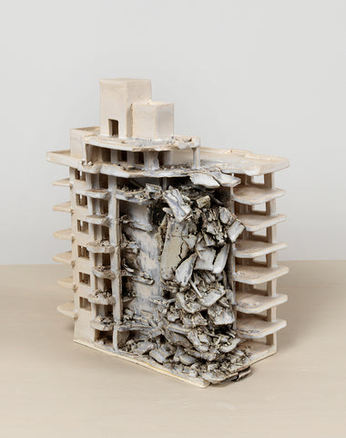 "Alison Ruttan, ""Quarter Collapse"""