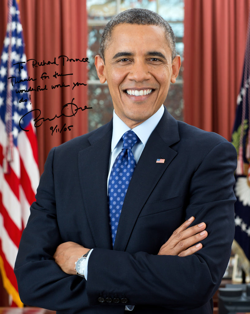 """Richard Prince"" (Jonathan Paul), ""All The More Best - Barack Obama"""