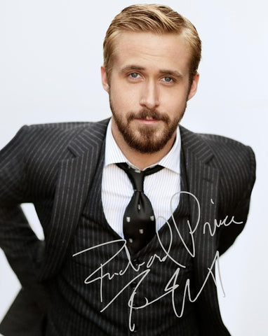 """Richard Prince"" (Jonathan Paul), ""All The More Best - Ryan Gosling"""