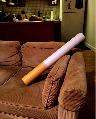 "April Childers, ""XL Cig"""