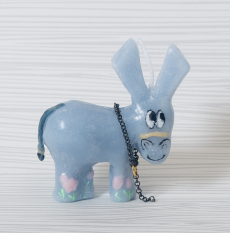 "Risa Hiratsuka, "" Donkey (TeeHoo) ᅄ ""Don't Be So Tense"""" SOLD"