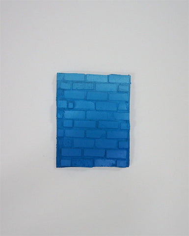 "Ori Carino + Benjamin Armas, ""Blue Sky on Brick Wall"""