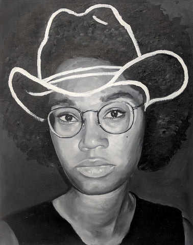 "Brittany Tucker, ""Yee Haw"" SOLD"