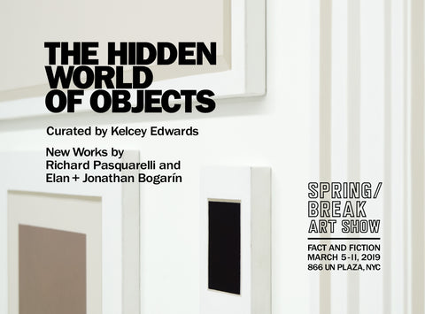 "Kelcey Edwards, ""The Hidden World of Objects Catalogue"""