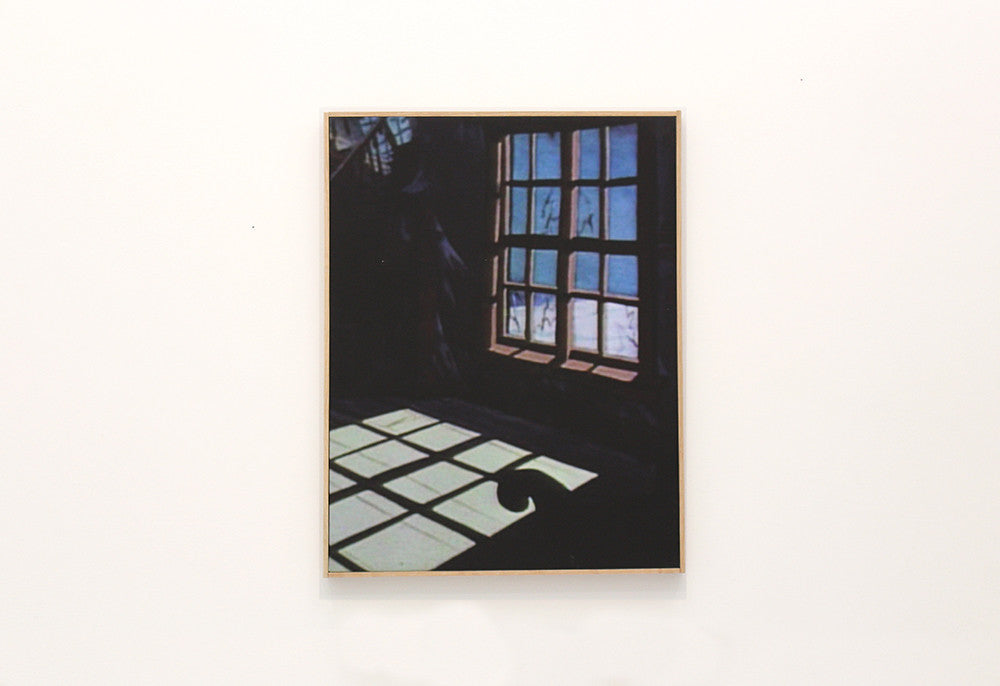 "Connor Crawford, ""Untitled Background Evening Window"""