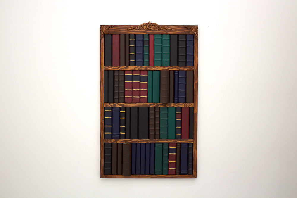 "Connor Crawford, ""Study Book Case"""
