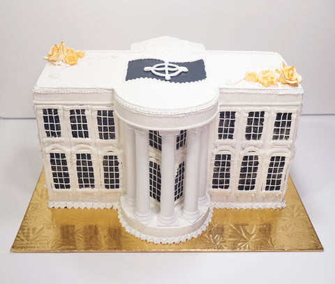 "Edward Cabral, ""White House Cake"""