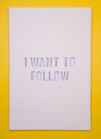 "Jonathan Rosen, ""Follow"""