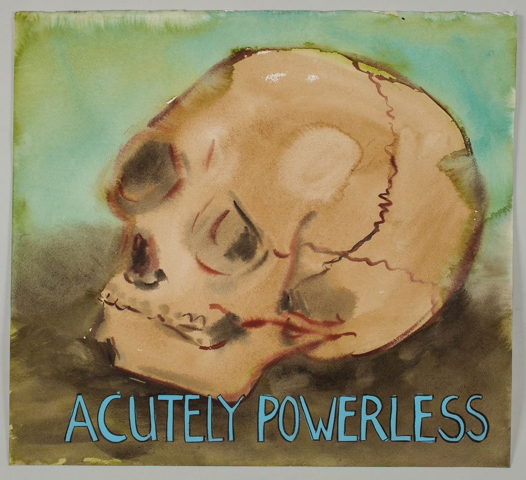 "Guy Richards Smit, ""Acutely Powerless"""